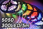 5050 300LED/5m