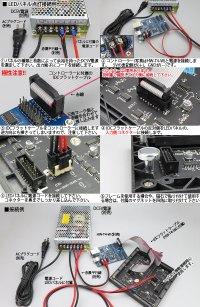 画像2: LEDマトリクスパネル P4 RGB 32×32