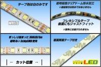 画像1: カット品 5050/300LED 黄色