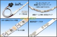 画像1: 超極細 NeoPixel MiniテープLED 1m/60LED