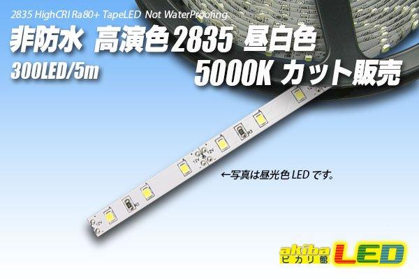 画像1: カット品 高演色2835/300LED 非防水 昼白色 5000K (1)